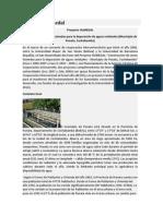 Proyecto Humedal Fase i y Fase 2utilizacion