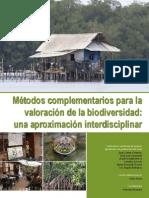 Metodos Complementarios Para La Valoracion de La Biodiversidad