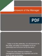 Cultural Framework of the Manager[1]