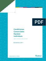 Condiciones Comerciales Equipos 06-12-11