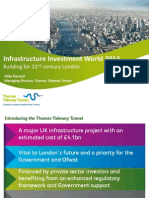 Infrastructure Investment World Europe 2013