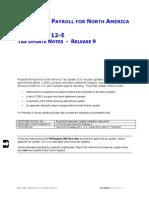 Tax 12E Notes