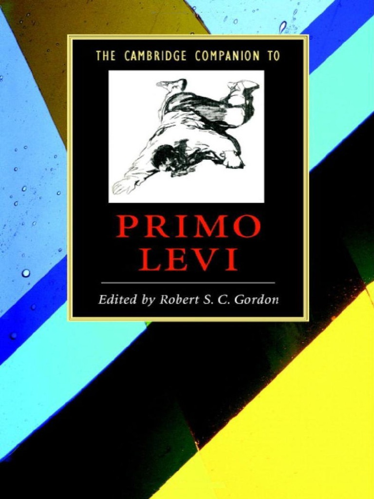 Cc to primo levi turin science gamestrikefo Gallery