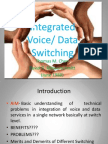 Integrated Voice
