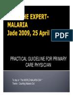 Paul N Harijanto Kasus Malaria