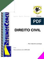 Prova Comentada Direito Civil