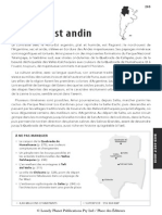 Argentine - Nord-Ouest Andin - Nord-Ouest Andin