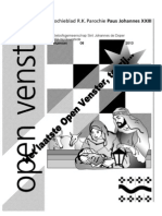 Open Venster Editie WbD 08