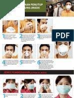 Cara Penggunaan Mask
