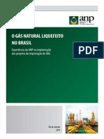 O gás natural liquefeito no brasil