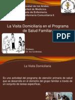 La Visita Domiciliaria..