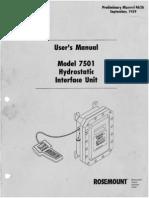 Manual HIU