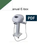 Manual Ebox