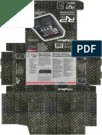 DigiTech RP155 Modeling Guitar Processor (Retail Packaging)