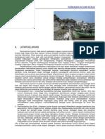 Rencana Tindak Penanganan Kawasan Permukiman Kumuh - RTPKPK