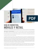 The CMOs Guide to Mobile for Retailers España