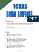 Bingo Sinfones