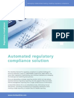 Lombad Risk Automated Regulatory Compliance