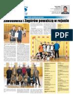 Głos Sportowy 22.11.2013