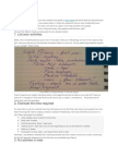 Sample gantt chart for Project paper
