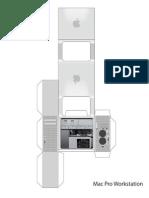 Mac Pro Papercraft
