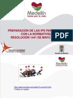 172presentacion Resolucion 1441 de 2013 (1)
