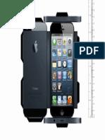 iPhone 5 Papercraft