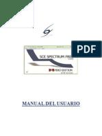 Manual SCE Spectrum Perú Edition