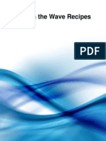 internship - management - catch the wave recipes