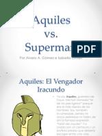 Aquiles vs Superman