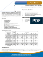 Caracteristicas de Aceite Lubricante t 9