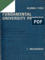Fundamental University Physics, Volume 1 (Mechanics) - Alonso, Finn