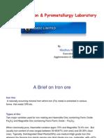 Iron ore market