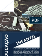 Pós-graduação em Educação Infantil (Semipresencial) - Grupo Educa+ EAD