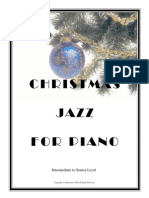 Christmas Jazz for Piano