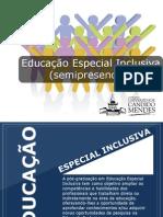 Pós-graduação em Educação Especial Inclusiva (Semipresencial) - Grupo Educa+ EAD