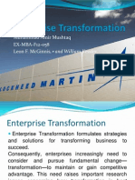 Transformation Enterprise