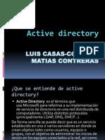 Power s.o Luis Casas-cordero,Matias Contreras