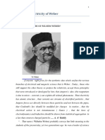 Weber's Electric Force, A Fascinating Electrodynamics (revised)