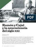 Ramon Cajal y La Neurociencia en El Siglo XXI