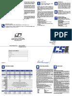 Manual de Usuario Poder CS 6000