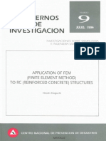 Application of FEM to Reinforced Concrete Structures