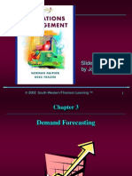 Great Presentation Demand Forecasting -Spss