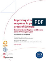 Improving drought 
