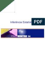 5 - Inferência Estatística (Minitab)