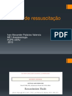 Resuscitation Fluids Revisao