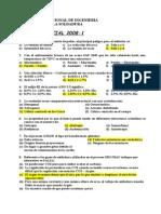 Examen Espanol 1