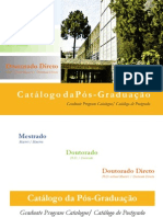 Catalogoposweb Universidad de Sao Paolo