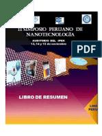 IMPRENTA 1  LIBRO DE RESUMEN  II SIMPOSIO NANOTECNOLOGÍA (1)