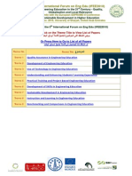 Proceedings of 5th IFEE2010 -Table of Contents